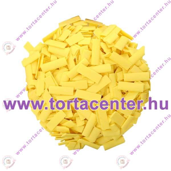 Citrom ízű bevonómassza (1 kg)