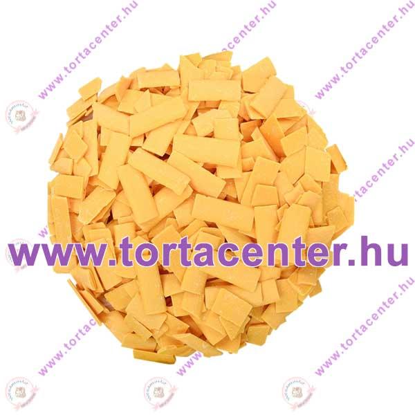 Narancs ízű bevonómassza (1 kg)