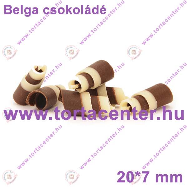 Party spirál csokoládé rúd (50 g)