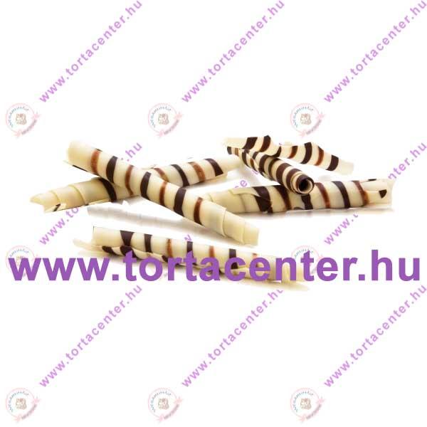 Tigris csokoládé dísz (6 db)