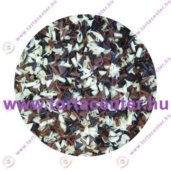 Csokoládé forgács MIX (100 g)