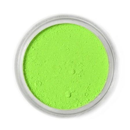 Élénkzöld festőpor