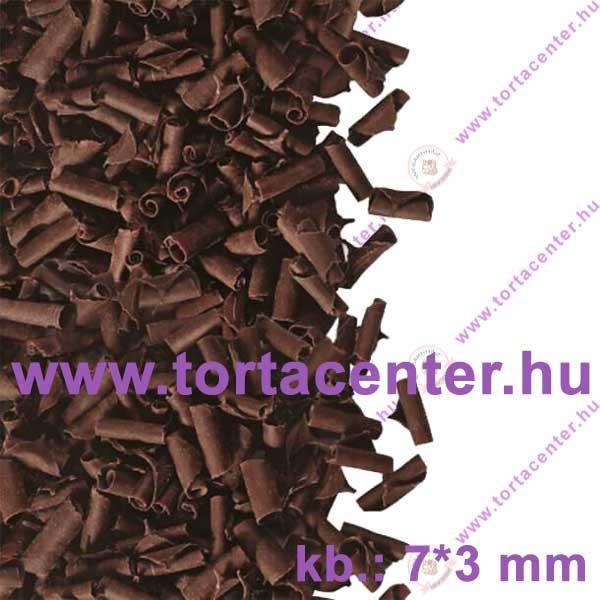 Étcsokoládé forgács (100 g)