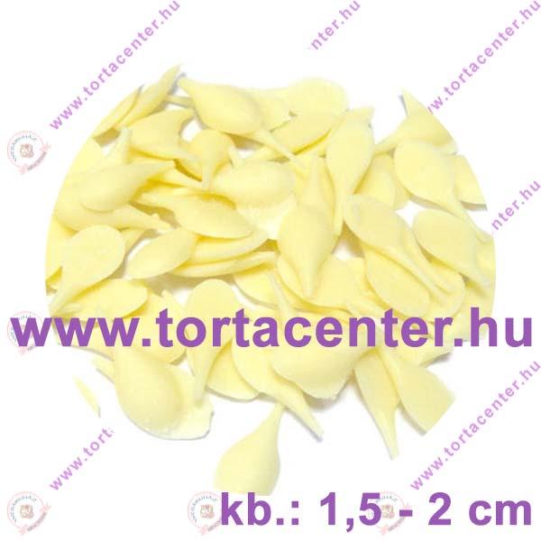 Fehér csokoládé cseppek (80 g)