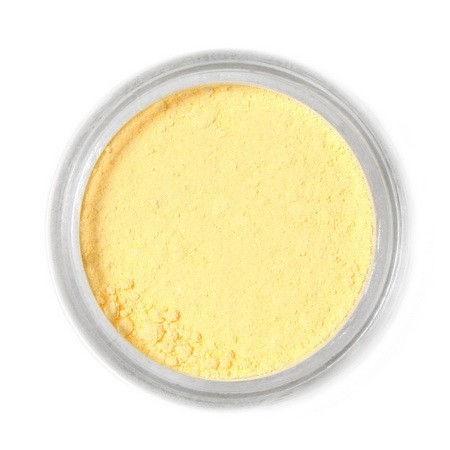 Halvány sárga festőpor