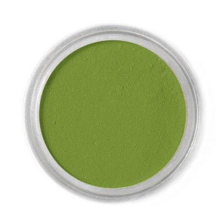 Mohazöld festőpor