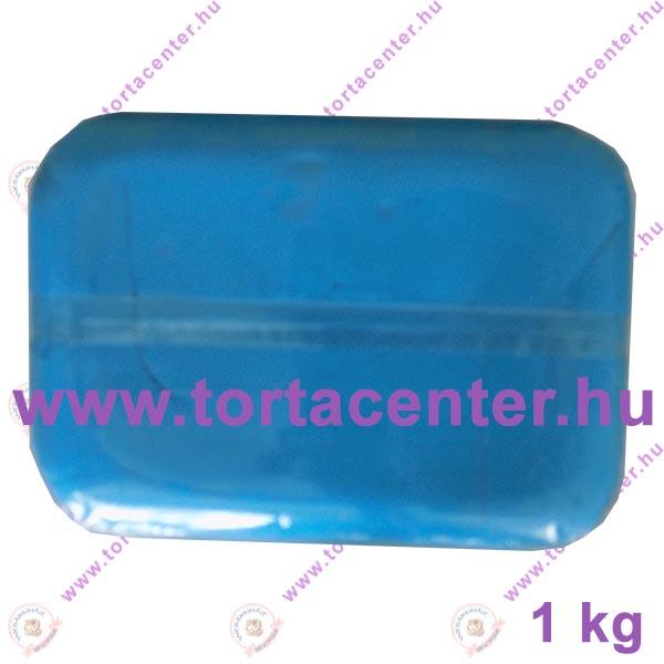 Tortabevonó massza, azúrkék (One-Cake, 1 kg)