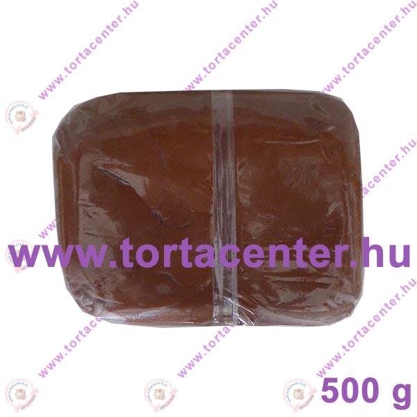 Tortabevonó massza, barna (One-Cake, 500 g)