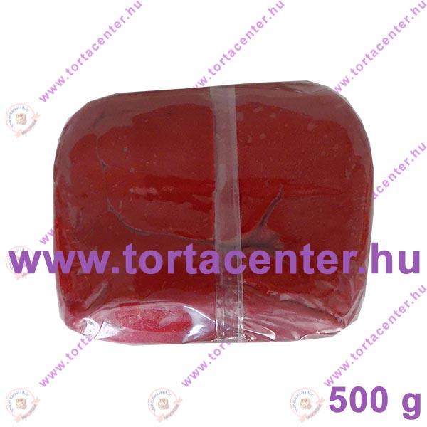 Tortabevonó massza, bordó (One-Cake, 500 g)