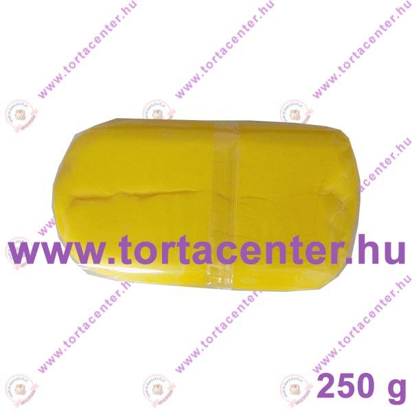 Tortabevonó massza, citromsárga (One-Cake, 250 g)