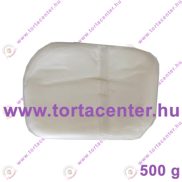Tortabevonó massza, fehér (One-Cake, 500 g)
