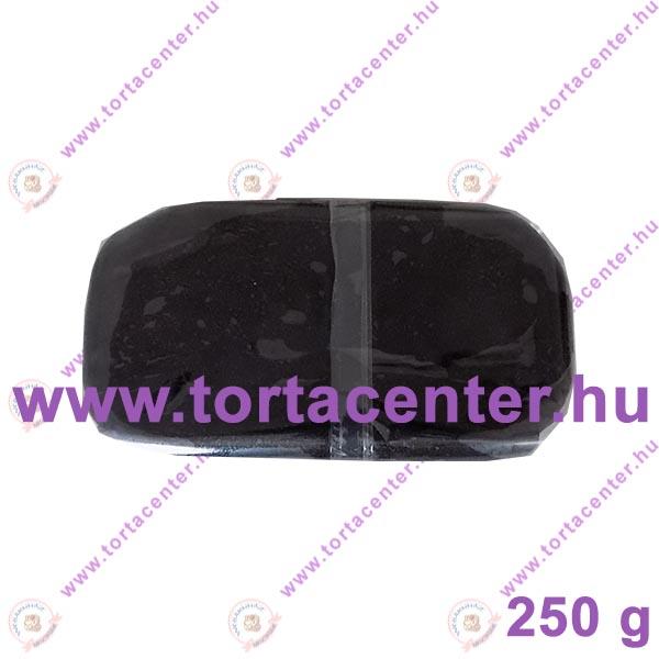 Tortabevonó massza, fekete (One-Cake, 250 g)