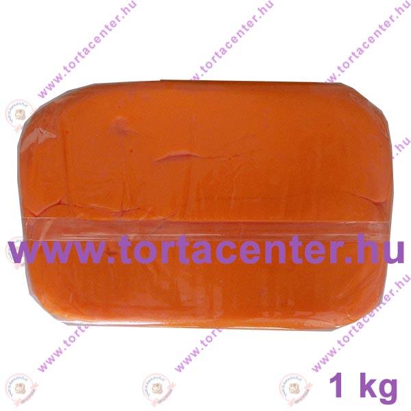 Tortabevonó massza, narancssárga (One-Cake, 1 kg)