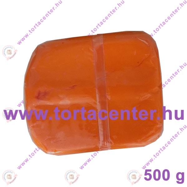 Tortabevonó massza, narancssárga (One-Cake, 500 g)