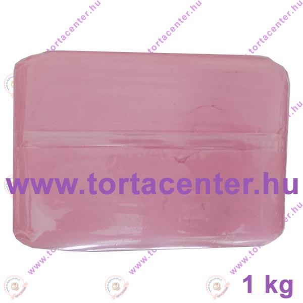 Tortabevonó massza, rózsaszín (One-Cake, 1 kg)