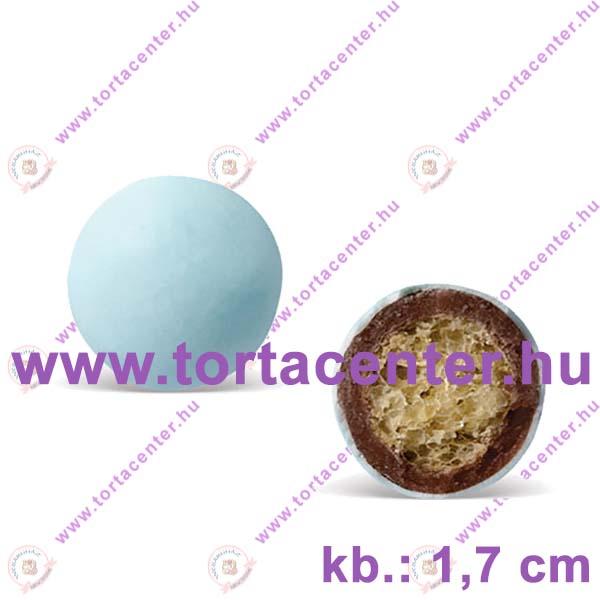 Óriás, roppanós, csokigolyó (kék, 70 g)