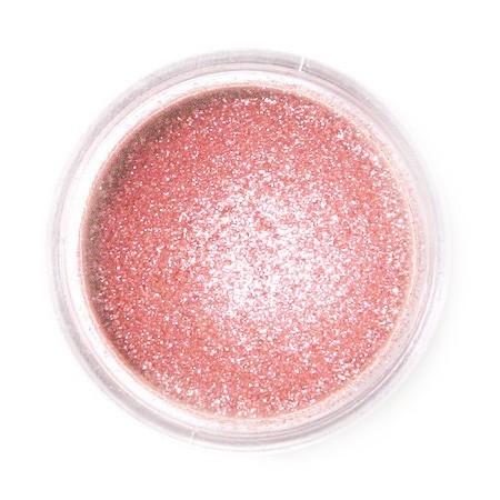 Selyempor, szikrázó rózsaszín