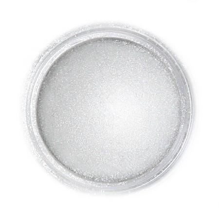 Selyempor, világos metál ezüst