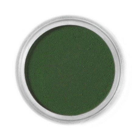 Sötét zöld festőpor