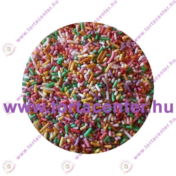 Színes tortadara (100 g)